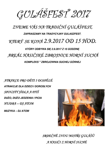 GulášFest 2017